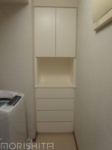 衣類収納棚